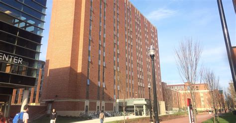Ohio State student charged with rape in Jones Tower dorm room